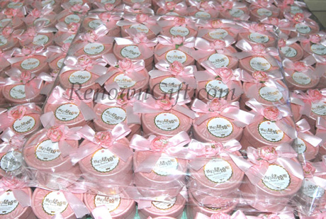 Ready Made Round Candy Box