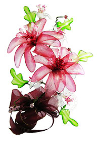 bunga perkahwinan dulang