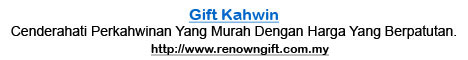 Gift Kahwin Ads