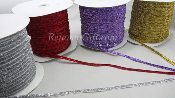 ribbon metallic