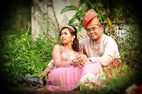foto perkahwinan