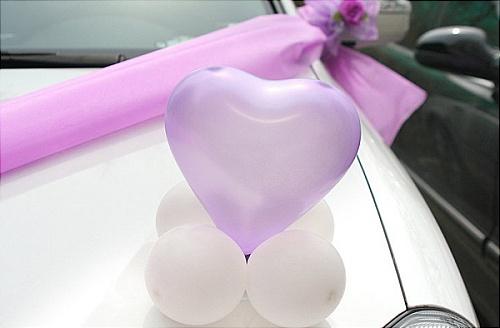 kereta perkahwinan