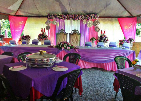 katering perkahwinan