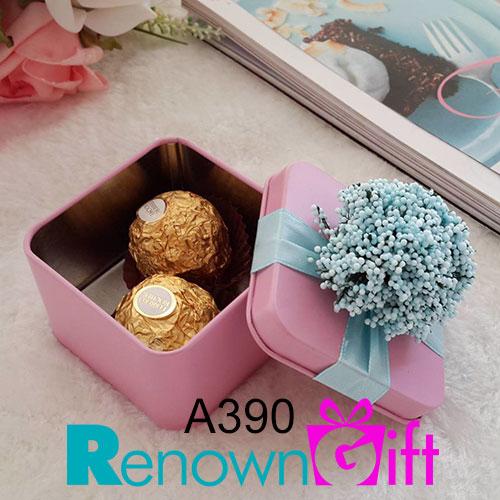 kotak tin A390
