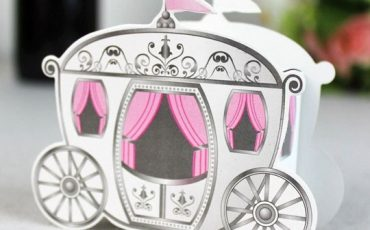 carriage candy box
