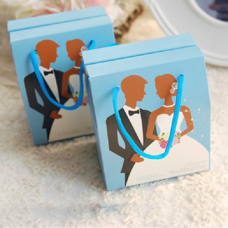Romantic Wedding Day Box