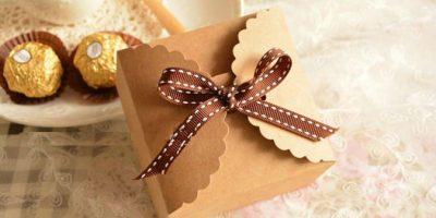 kotak gula coklat