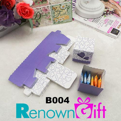 kotak tasbih ungu purple