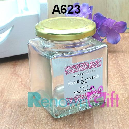 Kadisha Glass Jar
