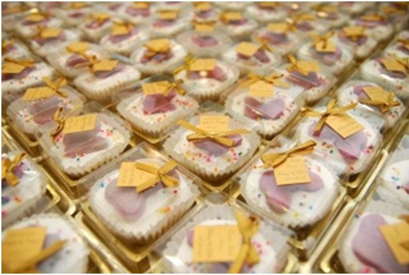 cupcake dalam kotak