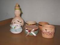 handicraft Labu Sayong