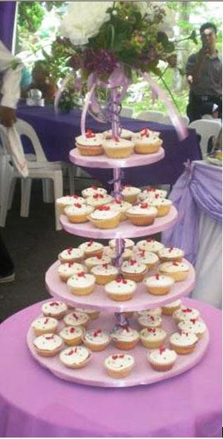 kek royal icing