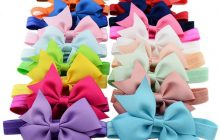 Headband Ribbon Bows