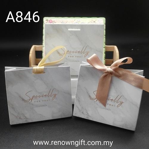 diy marble bag