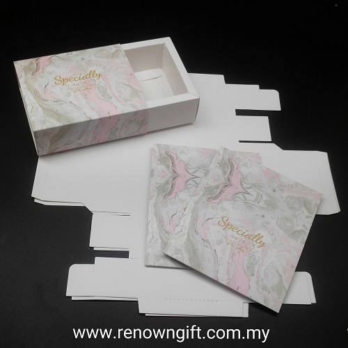 marble drawer box