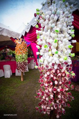 bunga telur batang pisang