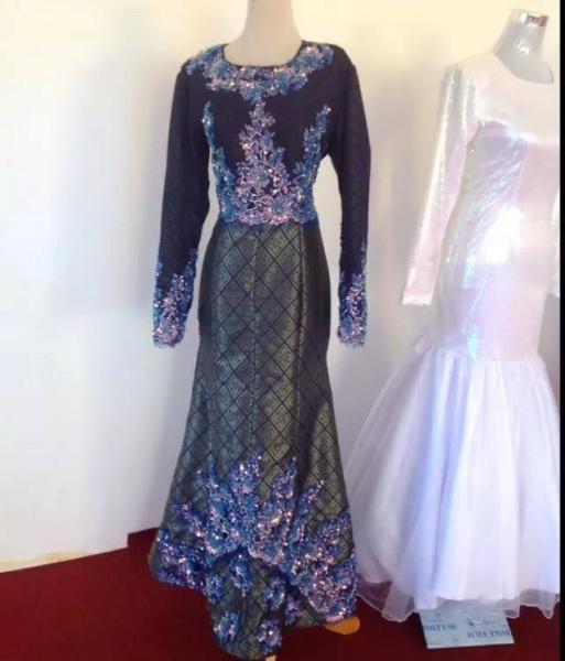 baju pengantin 6