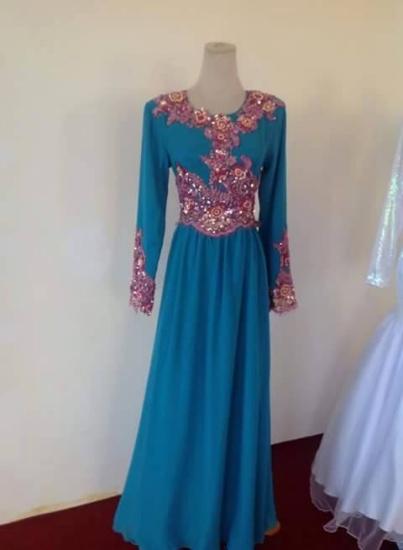 baju pengantin 9